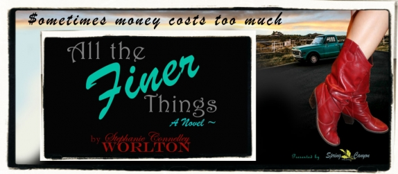 All the Finer Things blog blitz